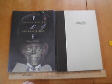 POE Tales of Mystery and Imagination HBDJ book SIGNED Gary Kelley Edgar Allen