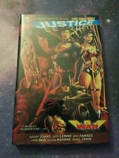 JUSTICE LEAGUE TRINITY WAR GRAPHIC NOVEL