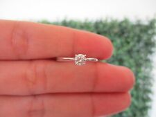.31 Carat Diamond White Gold Engagement Ring 18k ER334 sep