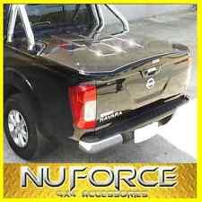 Nissan Navara NP300 (2015-2017) 3pcs Dual Cab Hard Cover Flat Lid Tonneau Cover
