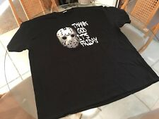 Friday The 13th Thank God Its Friday 3XL T Shirt! See Jason Vorhees & Chucky