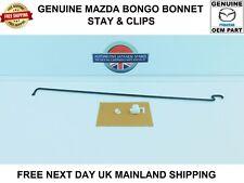 MAZDA BONGO FORD FREDA ALL MODELS GENUINE MAZDA BONNET STAY & FITTING CLIPS