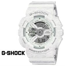 Casio G Shock * GA110HT-7A Gshock Watch Anadigi Heathered White COD PayPal