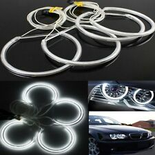 4Pcs/Set CCFL Angel Eyes Halo Rings LED  for BMW E36 E38 E39 E46