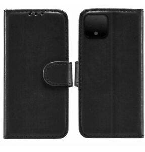 Case For Google Pixel 3a 4 4XL 5a 5G 6 6 Pro Luxury Leather Flip Wallet Cover