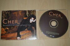 Cher – The Music's No Good Without You. PRO2849 CD-Single promo