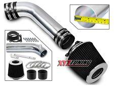 BLACK Short Ram Air Intake Induction Kit +Filter For 03-06 350Z/G35/FX35 3.5L V6