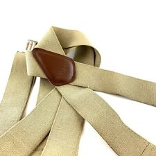 Carhartt Suspenders Mens Trouser Beige