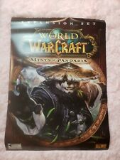 World Of Warcraft Mists Of Pandaria Poster Blizzard Games