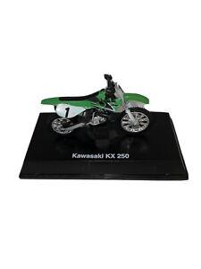 New-Ray Kawasaki Kx250 Motorcycle Motocross Bike