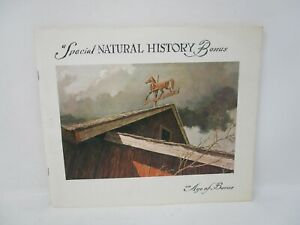 An Age of Barns A Special  American Museum Natural History Bonus 1967