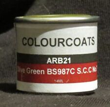 Olive Green BS987C S.C.C. No.7  (ARB21)