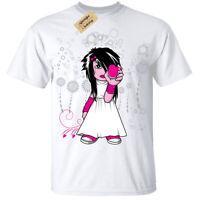 Emo Girl goth cute T-Shirt Mens Tee