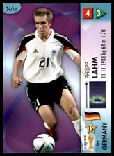Panini GOAAAL! World Cup 2006 - Germany Lahm No.34