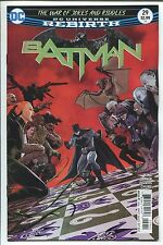 BATMAN #29 - MIKEL JANIN REBIRTH COVER & ART - DC COMICS/2017