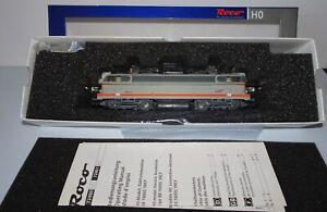*** LOCOMOTIVE ELECTRIQUE BB 16000 ROCO 72460 SNCF LOGO CASQUETTE HO 1/87 ***