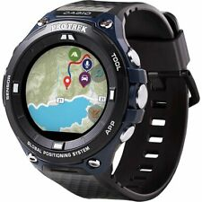 Casio Men's Pro Trek Outdoor GPS Resin Sports Watch - WSD-F20A-BUAAU - BRAND NEW