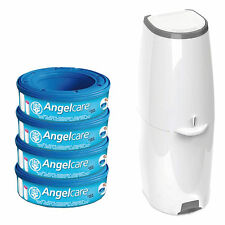 Angelcare Windeleimer Comfort inkl. 4 Kassetten NEU