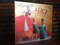 Alice in Wonderland The Mad Hatter's Tea Party New Illustrated Hardcover Gift