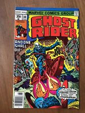 Ghost Rider #30 And One Shall Die! Marvel Comic Book ~ Nm
