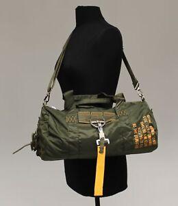Military Style Flight Parachute Duffle Bag, Deployment Bag