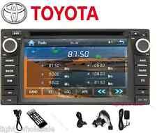 "6.2""INCH 2 Din Stereo Car CD DVD Radio GPS Navi WIFI BT For Toyota Corolla Camry"