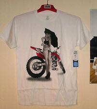 Unit Riders Cheeky t-shirt té blanco l Honda CR-f CR nuevo Cross Enduro sexy motivo
