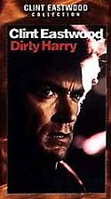 Dirty Harry VHS, 1993