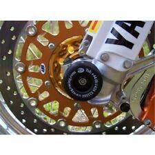 Protection de fourche yz yzf wr250 450 gas gas 125 250 450 R&g racing FP0015BK