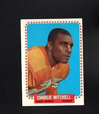 12517* 1964 Topps # 55 Charlie Mitchell Ex-Mt