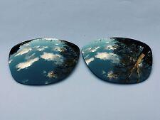Polarized Inciso Argento Cromo a Specchio Lenti di Ricambio OAKLEY JUPITER