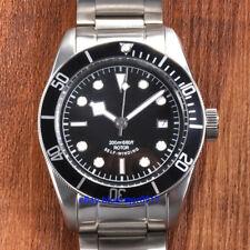Japan Miyota Sapphire Glass Sterile 41mm Men's Corgeut Parnis Automatic Watch