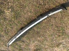 1980 Rover 3500 or SD1 Bumper Assembly  Armature and Rubber Cover