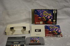Extreme-G - Nintendo 64 (N64) Game - With Box & Manual