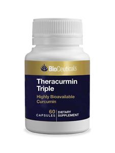 Bioceuticals THERACURMIN TRIPLE curcumin anti-inflammatory antioxidant
