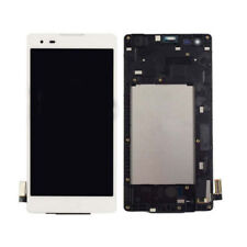 For LG K6B F740 LS676 K200 Tribute Touch Digitizer LCD Display Assembly+Frame QC