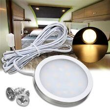12V LED Interior Roof Ceiling Cabin Light RV/Caravan/Motorhome Lamp Warm White