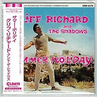 CLIFF RICHARD-SUMMER HOLIDAY-JAPAN MINI LP CD BONUS TRACK C94