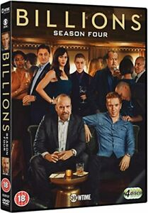 Billions: Season Four - DVD