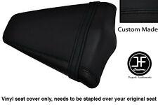 BLACK AUTOMOTIVE VINYL CUSTOM FOR HONDA CB 1000 R 2008-2013 REAR SEAT COVER ONLY