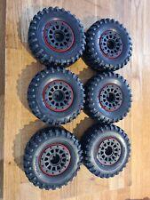 Traxxas TRX6 TRX4 1.9 Crawler Wheels & Tires