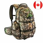 TideWe Hunting Backpack, Waterproof Camo Hunting Pack with Rain Cover, Durable L