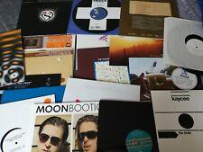 "Vinyls 20 x 12"" Tech-House, Electro-House, Minimal, Ibiza"