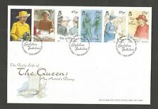 I.O.M 2001 Golden Jubilee 1ST question FDC SG, 959-964 Lot R1118
