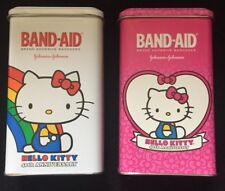 Hello Kitty Con 2014 40th Anniversary Limited Edition Band-Aid Tins