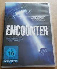 DVD The Encounter Science-Fiction- Horror