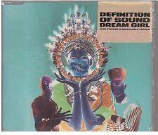 DEFINITION OF SOUND dream girl CD MAXI uk neuf new neu
