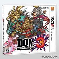 Brand new Nintendo 3DS Dragon Quest Monsters Joker 3 game Japanese NTSC-J