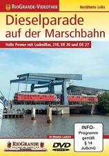 DVD Dieselparade auf der Marschbahn Rio Grande