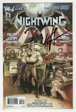 Nightwing 3 DC 2011 NM- New 52 Batman Signed Kyle Higgins